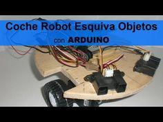 Robot esquiva objetos – Programación y Robótica en Secundaria