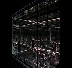 Numen: scenography for Inferno / Divine Comedy, National Theatre Maria Guerrero, Madrid 2005