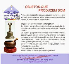 Escola Portuguesa de Feng Shui: OBJETOS DE SOM