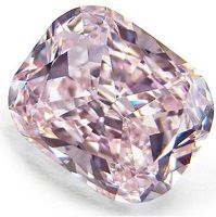 0.43ct Fancy Pink Intense Color #Diamond