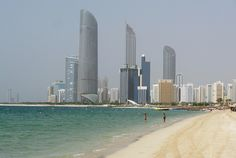 Abu Dhabi Corniche - 10 Things to do in Abu Dhabi on your next Travel