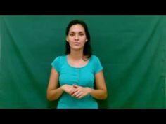 Lengua de Señas - Instituto de Idiomas: Nivel 2: Comercios - Instituciones V Neck, Videos, Tops, Women, Fashion, Sign Language, Moda, Fashion Styles, Fashion Illustrations