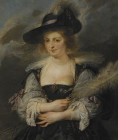 Flandres by Peter Paul Rubens -- I'm going to start carrying around a big feather too. -- exquisance.com