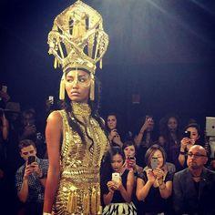 fashion goddess gold - Google Search