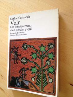 #ethnologie : Voir : Les Enseignements d'un sorcier Yaqui - Carlos Castaneda.   Il est exceptionnel qu'un occidental fasse jusqu'au bout, dans la rigueur et la bonne foi, l'épreuve d'abandonner les normes de sa culture pour passer cette ligne dont on ne revient pas, ou pas le même homme. Carlos Castaneda a vécu cette ascèse. Jeune ethnologue de l'Université de Californie décidé à consacrer sa thèse aux plantes hallucinogènes du Mexique, il est tombé, voilà dix ans, sur un vieux sorcier yaqui... Carlos Castaneda, Role Models, Culture, Books, California, Mexico, Plants, Fishing Line, Libros