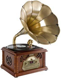 Platine et tourne-disque vinyl