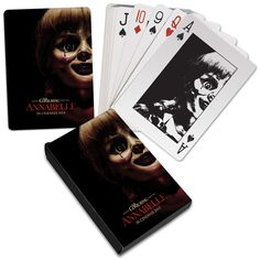 Win a Haunting Annabelle Prize Package!