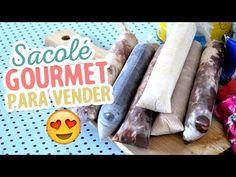 7 receitas de sacolé (dindin) gourmet - Amando Cozinhar - Receitas, dicas de culinária, decoração e muito mais!