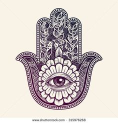 Hamsa Hand Stock Photos, Images, & Pictures | Shutterstock