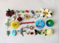 Colores  Personal Pin collection @nora Of The Beasts