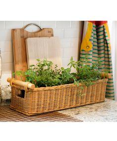 Long Low Wicker Basket | Pinterest | Wicker Storage Baskets, Storage Baskets  And Storage Containers