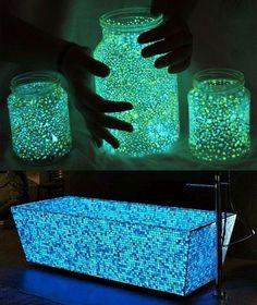 Tarros  Fluorescentes / http://blogs.hogarmania.com/