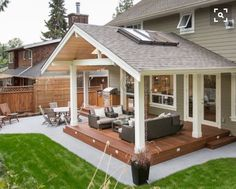 I would like to do something like this, minus the decking in my backyard.  Can you help?