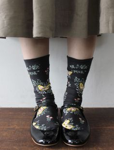 Bonne Maison just love these socks.