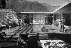 A Peek into Raymond Loewy's Palm Springs Pad