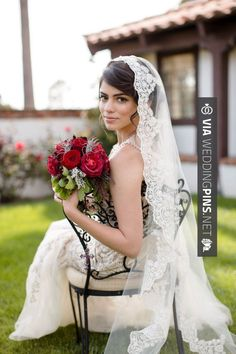 So neat - Wedding Hair With Veil Cream wedding veil, Champagne  bridal veil, Cathedral lace veil Mantilla, Beaded Lace. $178.00, via Etsy. | CHECK OUT SOME AWESOME TEMPLATES FOR GREAT Wedding Hair With Veil OVER AT WEDDINGPINS.NET | #weddinghairwithveil #weddingveil #weddinghairstyles #weddinghair #hair #stylesforlonghair #hairstyles #hair #boda #weddings #weddinginvitations #vows #tradition #nontraditional #events #forweddings #iloveweddings #romance #beauty #planners #fashi