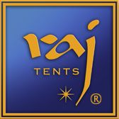 Raj Tents offers an exclusive range of interior linings for frame tents. The range comprises of ceiling linings, wall or arched wall treatments, drapes and scalloping to completely transform a standard frame tent.