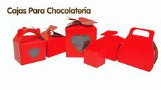Caja Chocolates... Crates