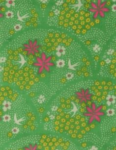 vintage Finnish fabric designed by Juhani Konttinen, 1970-73