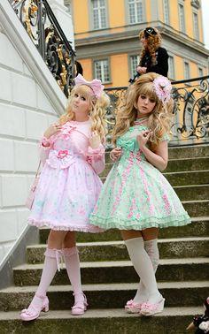 Animagic Convention: Hime Lolita - Part 2 | SuiPrincess.com: everyday hime gyaru