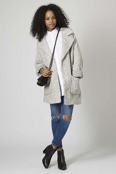 Salt'n'Pepper Wool Jacket