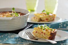 Omelette au four pour deux