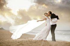 That perfect wedding photograph by Dean Demos.