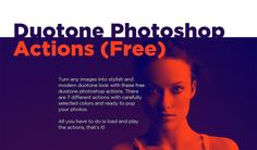 Duotone images are the rage nowadays in graphic and web design. But creating the perfect duotone image in Photoshop can be quite a challenge. You need to adjust the colors, brightness, contrast, opacity, create gradient maps, and more. To make life easier for everyone, design resource site Pixelo has created a set of duotone Photoshop […]