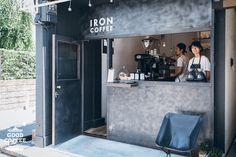 IRON COFFEEの店内画像1