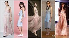 Vestidos+de+fiesta+2017+tonos+pasteles:+rosa,+celeste+y+nude