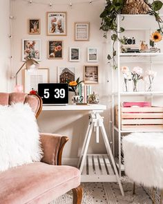 Hints to assist you Try to improve Your knowledge of apartment decor Cute Bedroom Ideas, Cute Room Decor, Aesthetic Room Decor, Dream Rooms, My New Room, House Rooms, Living Room Interior, Bedroom Decor, Bedroom Inspo