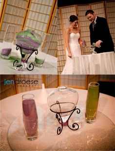 This photo was shared by one of our customers, a beautiful sand ceremony! Sand Ceremony, Wedding Ceremony, Wedding Sand, Dream Wedding, Wedding Designs, Wedding Ideas, Unity Sand, Reception Table, Wedding Colors