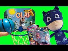 Spider-Man /& P J Masques Pack De 3 Bouncy Balls for kids New