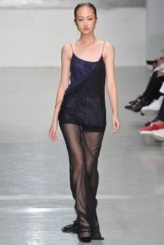 Spring 2015 Ready-to-Wear - Richard Nicoll Style.com
