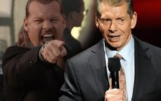 Le Champion, Vince Mcmahon, Wwe Stuff, Chris Jericho, Royal Rumble, Wrestling, Entertaining, Sayings, Random