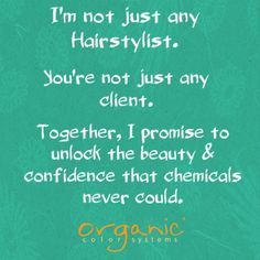 Hair Stylist Quote <3