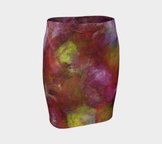 Essence, Sunrise - Fitted Skirt