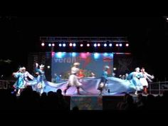 Buryat traditional folk dance: Baikal's Flower