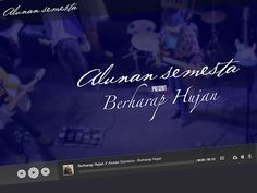 Alunansemesta.com telah di luncurkan pada akhir februari 2015 lalu, berisi informasi penting seperti Jadwal Manggung serta lagu-lagu (terpotong) terbaru yang