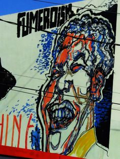 Mandela by Fumero. 8DEC13. Miami Beach, FL.