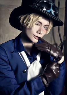 Discover recipes, home ideas, style inspiration and other ideas to try. One Piece Cosplay, One Piece Fanart, One Piece Anime, Sabo One Piece, Best Cosplay Ever, Ace And Luffy, Seven Deadly Sins Anime, Amazing Cosplay, Bleach Anime