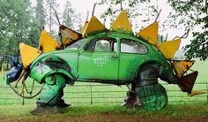 Just a car guy : car parts art