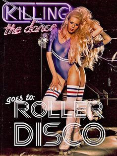 Put on a roller disco with dance music. Invite parents to bring their kids. Most kids have scooters so even if they don't have skates it would be possible. We could print cheap leaflets and hand them out/leave them on cars in car parks like Toys r Us and the likes