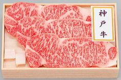 Japanese Beef Kobe cow surloin steak It is taste to be addicted to if I eat once.