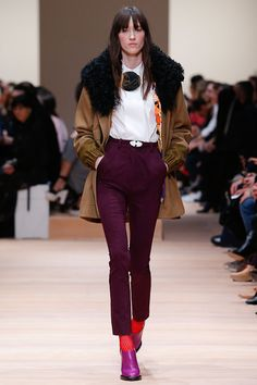 Carven Fall 2015 RTW Runway – Vogue