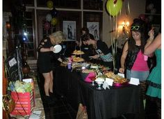 80's themed 30th birthday Birthday Party Ideas   Photo 1 of 8   Catch My Party