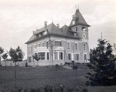 La villa Berliet 1911-1912