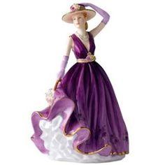 Royal Doulton Figurine Pretty Ladies Emma 2011