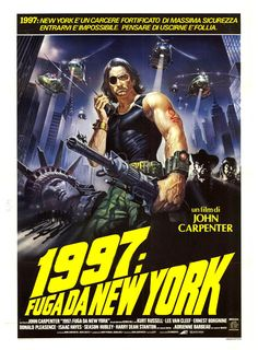 Escape From New York (1981) http://www.imdb.com/title/tt0082340/