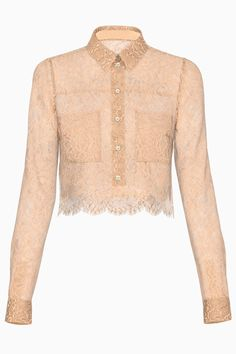 Christy Lace Button Up - Customizable Made to Order   frilly